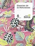 Ciencias de la naturaleza. 6 Primaria. Mas Savia. KC. Andaluca