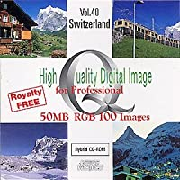 High Quality Digital Image for Professional Vol.40 Switzerland