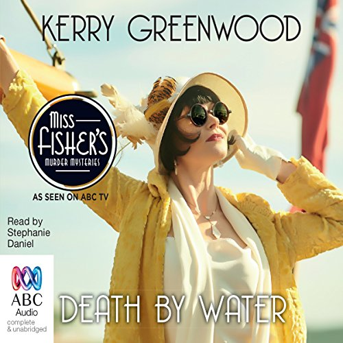 Death By Water audiobook cover art