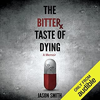 The Bitter Taste of Dying audiobook cover art