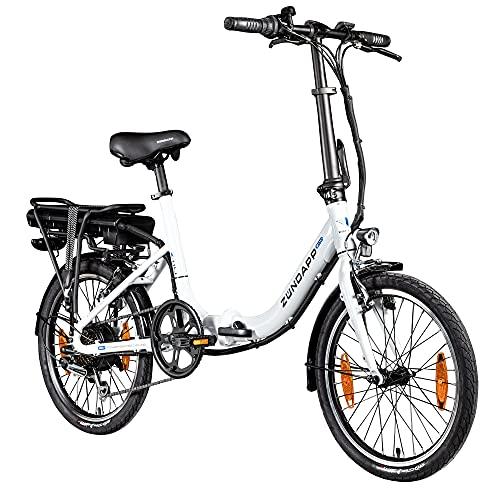 Zündapp Z110 20 Zoll E Bike Faltrad...