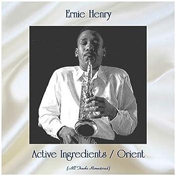 Active Ingredients / Orient (feat. Thelonious Monk / Benny Golson / Kenny Dorham / Lee Morgan / Wynton Kelly / Philly Joe Jones) [All Tracks Remastered]