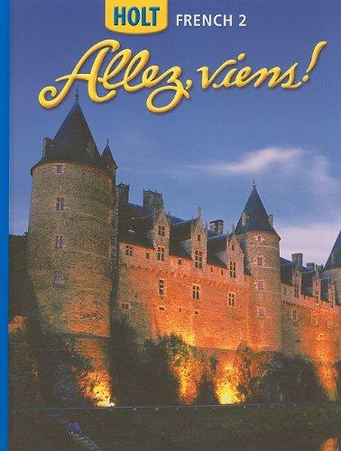 Allez, viens!: Student Edition Level 2 2006