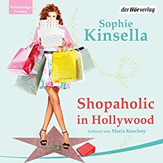 Couverture de Shopaholic in Hollywood [German Edition]