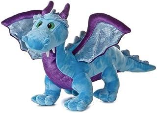 "Aurora - Dinos & Dragons - 18"" Blue Dragon"