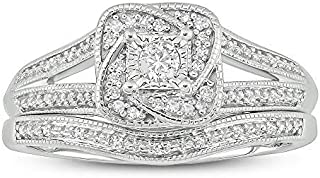 Best silver wedding rings for women Reviews