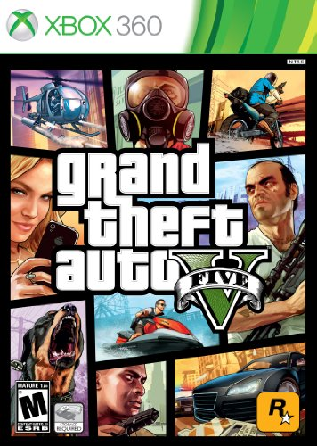 Grand Theft Auto V by 2K Games