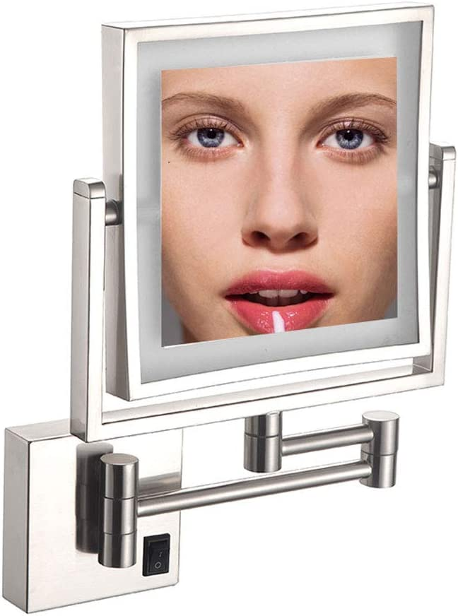 Makeup Mirror Wall Lighted with Weekly update Max 69% OFF Mount