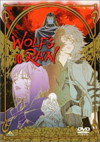 WOLF'S RAIN 10 [DVD]