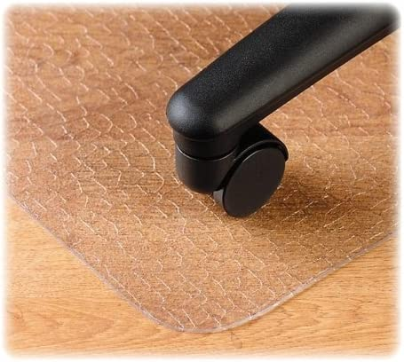 Wholesale CASE Max 57% OFF of 3 - New sales Deflect-O Non-studded Chairmats Floor Hard