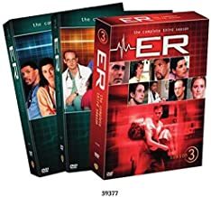 ER: The Complete Seasons 123 3-Pack