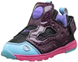 Reebok(リーボック) Versa Pump Fury V58917 - Zapatos de tacón de Cuero para Unisex-bebé, Color Negro,...
