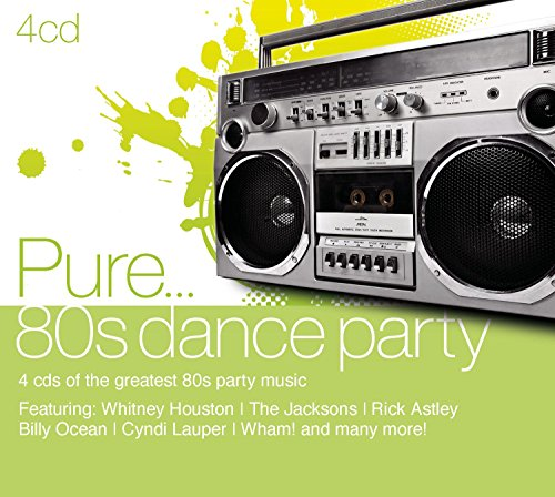 Pure...80'S Dance Party (Box4Cd)