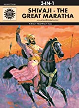 3 in 1:Shivaji The Great Maratha ( Amar Chitra Katha Comics )