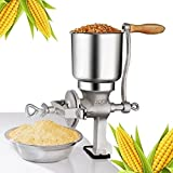Grinder Wheat Manual Corn Flour Maker Grain Mill Nut Home Kitchen Tool