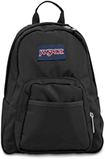 JanSport, Half Pint, Mini-Backpack (Black, One-Size)