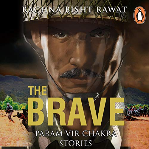 The Brave cover art