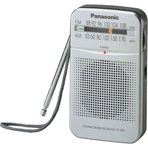 Panasonic AM/FM Pocket Radio