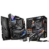 MSI MEG Z490 GODLIKE マザーボード E-ATX [Intel Z490チップセット搭載] MB4949