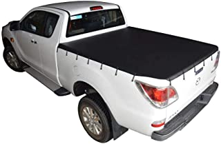 Mazda BT-50 (Nov 2011 Onwards) Freestyle Cab Bunji Tonneau Cover