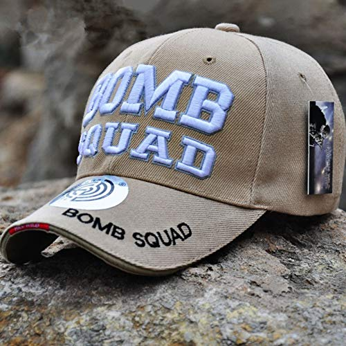 gorra Gorras Beisbol Nuevo ventilador del ejército tácticas al aire libre gorra de béisbol de algodón al aire libre sombrero informal sombreros de moda hombre Hip Hop gorras de diente de lobo,ge