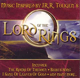 Music Inspired By J.R.R. Tolkien`s Lord of the Rings