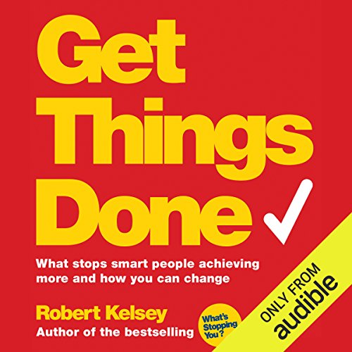 Get Things Done audiobook cover art