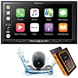 Pioneer AVH-W4500NEX Double DIN Wireless Mirroring Android Auto, Carplay In-Dash DVD/CD Car Stereo...