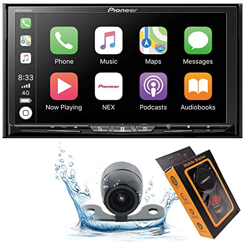Pioneer AVH-W4500NEX Double DIN Wireless Mirroring Android Auto,...