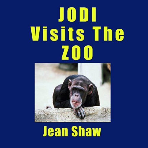 Jodi Visits the Zoo audiobook cover art