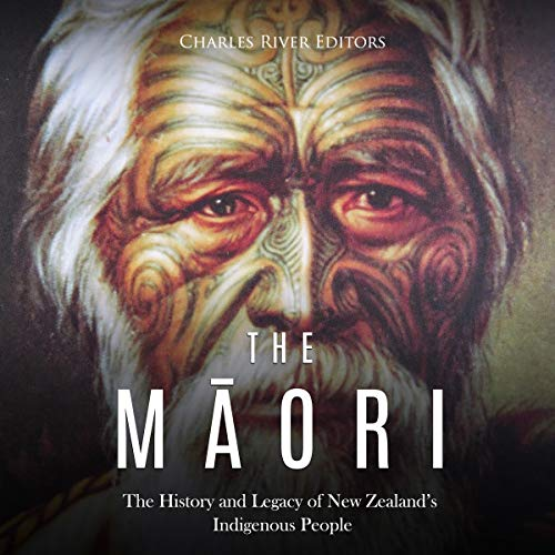 The Maori audiobook cover art