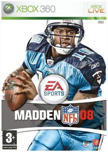 Madden NFL 08 (Xbox 360) [Importación inglesa]