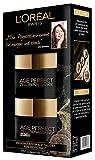 L'Oreal Paris reichhaltige Anti-Aging Feuchtigkeitspflege für frischer wirkende Haut, Tag und Nacht Geschenkset, Age Perfect Zell-Renaissance