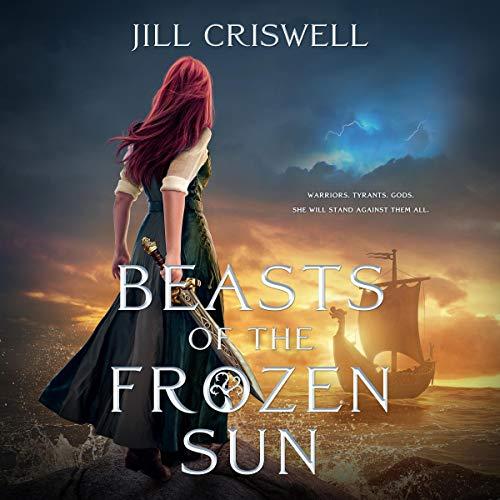 Beasts of the Frozen Sun audiobook cover art