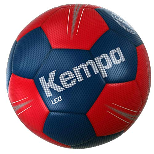 Kempa Handball Training blau/rot mit DHB Logo (1 (mit Ballpumpe))