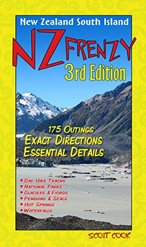 NZ Frenzy South Island New Zealand 3rd Edition
