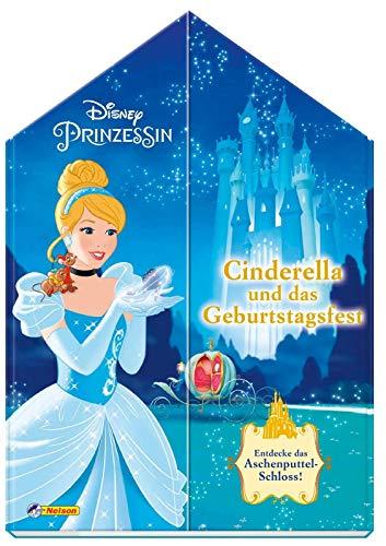 Disney Prinzessin: Cinderella und das Geburtstagsfest: Entdecke das Aschenputtel-Schloss!