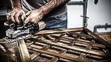 Worx WX642.1 Schwingschleifer – Elektrisches Profi Schleifwerkzeug mit 270W – Inkl. Schleifpapier & Koffer – Größe: 187 x 90 cm - 5