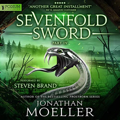 Sevenfold Sword, Part IV audiobook cover art