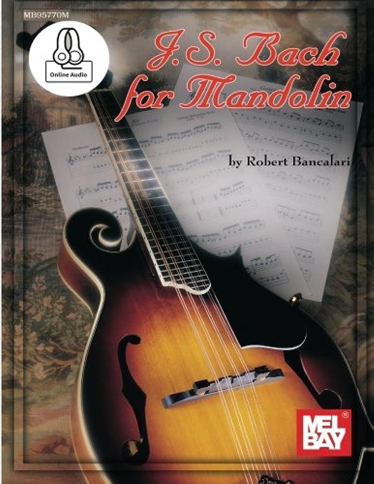 バックアップコメント組み合わせJ. S. Bach for Mandolin
