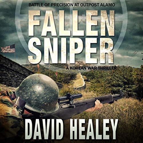 Fallen Sniper: A Korean War Thriller cover art