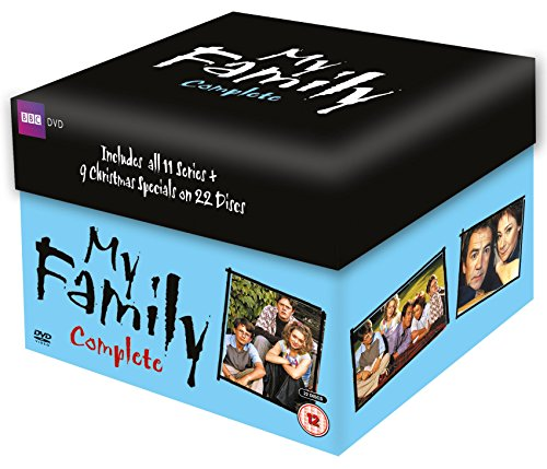 My Family - Complete Boxset [22 DVDs] [UK Import]