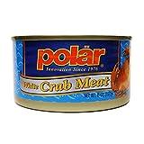 Polar White Crab Meat , 6 Oz. (2 Pack)