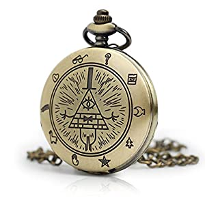 Vintage Pocket Watch with Chain