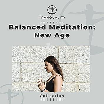 ! ! ! ! ! ! ! ! Balanced Meditation: New Age Collection ! ! ! ! ! ! ! !