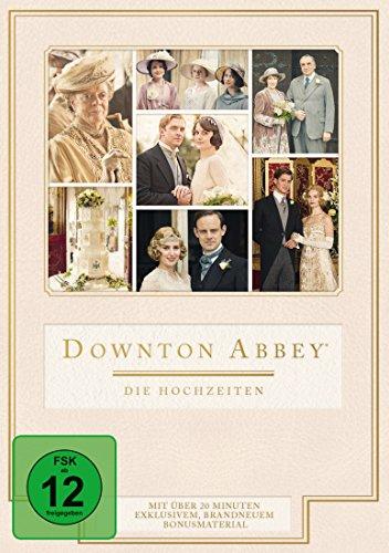Downton Abbey - Die Hochzeiten [3 DVDs]