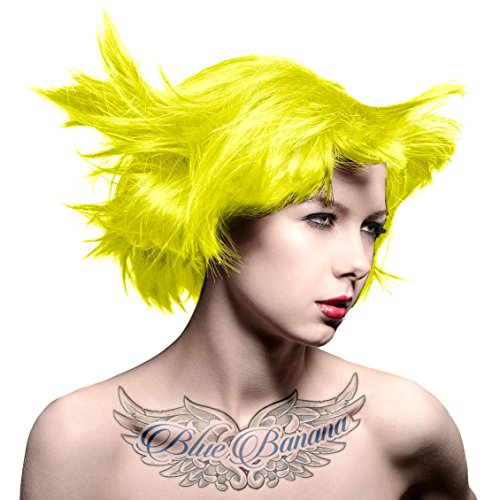 Manic Panic High Voltage Classic Cream Formula Colour Hair Dye (Electric Banana)