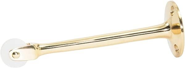 Ives RB472 Brass 6 Roller Bumper Polished Brass