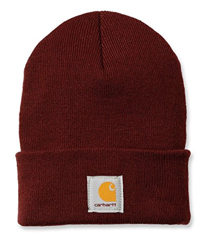 Carhartt A18 Acrylic Watch HAT One Size Port