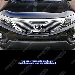 APS Compatible with 2011-2013 Kia Sorento Perimeter Grille Grill Insert S18-A75769K